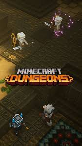 Minecraft Dungeons wallpaper phone ...