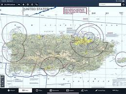 Sectional Chart Search Using Your Ipad On A Caribbean Flying Trip Ipad Pilot News
