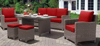 patio furniture wicker teak chairs