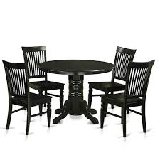 5 Pc Small Kitchen Table Set Kitchen Table And 4 Dinette Chairs
