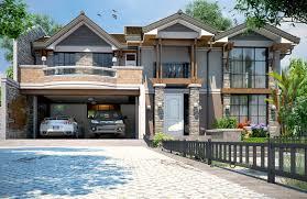 Modern Craftsman Home Design