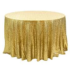 gold sequin table cloth overlays day hire 198 x 244 cm rectangle ideal for 4ft 5ft round banqueting tables and 4ft 5ft 6ft x 2ft tables 15 00