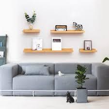 kids bedroom wall mounted storage shelf