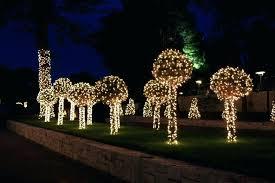outdoor tree lighting ideas. Xmas Light Ideas Outdoor Trees Lights Homes Christmas Exterior Tree Lighting