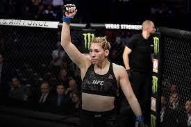 Irene Aldana Changed Her Life For MMA