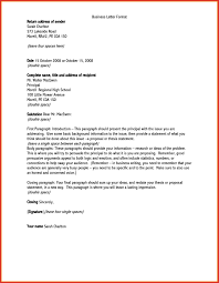 Sample Friendly Letter Format Middle School Valid Sample Friendly ...