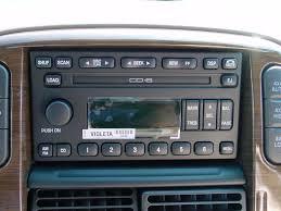 ford explorer mach radio