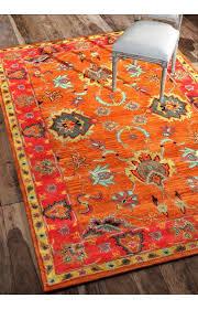 orange area rug in rugs usa overdye re multi autumn off plan