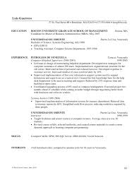 Cover Letter Boston University Cover Letter Bu Acepeople Co