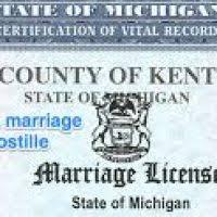 marriage certificate michigan justsingit com Wedding License Genesee County Mi source · michigan apostille apostille service by apostille net marriage license genesee county mi