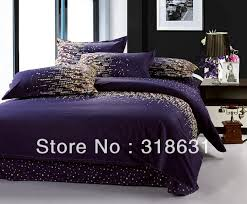 deep purple bedding sets design ideas decorating throughout comforter idea 3