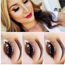 beautiful makeup ideas with prom makeup ideas for brown eyes with pictures dramatic eye makeup