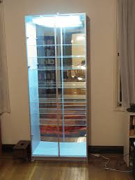 luxurious display cases ikea at glass door cabinet office and bedroom for prepare
