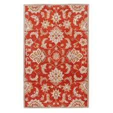 autumnal 12 ft x 18 ft oriental area rug autumnal
