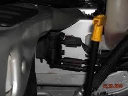 caravan evap system small leak code 0442 0455 0456