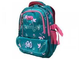 <b>Рюкзак</b> Gaoba Sherts Parler Green-Pink 8286
