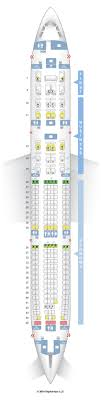 Airbus A330 300 Sas Seating Chart Airbus A330 Best Seats Economy Best Description About