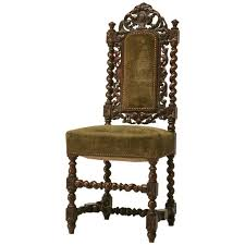 iron throne office chair. c1900 french handcarved oak louis xiii desk chair 1 iron throne office