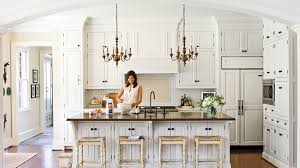 Tile Backsplash Ideas For White Cabinets Fascinating AllTime Favorite White Kitchens Southern Living