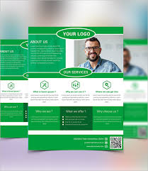 Free Business Flyer Templates Free Business Brochure Templates 9