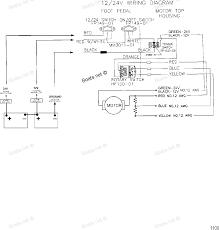 volt wiring diagram for trolling motor wirdig