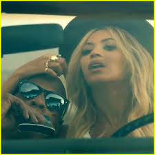 beyonce and jay z s run trailer is for the best movie you won t  jay z and beyonce in their run trailer image just jared