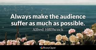 Alfred Hitchcock Quotes Unique Alfred Hitchcock Quotes BrainyQuote
