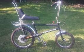 original raleigh chopper bike mkii