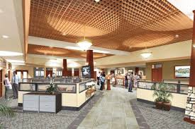 interior bank and office interiors