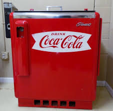 Vintage Coca Cola Vending Machines Impressive ICollect48 Online Vintage Antiques And Collectibles 48s