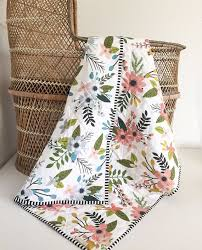 Best 25+ Baby girl quilts ideas on Pinterest | Baby quilts, Baby ... & Modern Wholecloth Baby Quilt-Modern Baby Girl by WildLittles Adamdwight.com