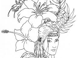 New Native American Coloring Pages Printable Beautiful Free