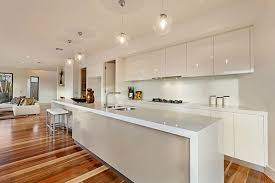 contemporary pendant lighting for kitchen. modern kitchen in white with pendant lights even number contemporary lighting for s