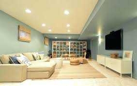 Basement Lighting Design