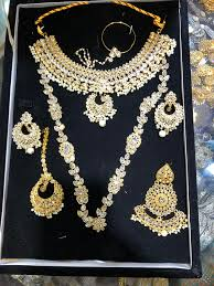 finally picked up my customised jewellery today can t wait to be a traditional south asian bride 8 weeks to go