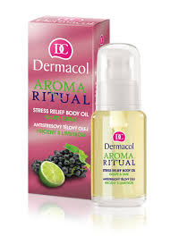 STRESS RELIEF <b>BODY OIL</b> GRAPE & LIME - ANTISTRESOVÝ ...