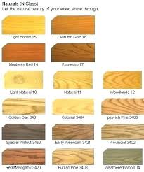 Wood Furniture Stain Color Chart Pine Wood Stain Color Chart Carrierlist Co