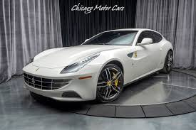 Every used car for sale comes with a free carfax report. Used 2016 Ferrari Ff Hatchback Diamond Stitched Seats Unique Build For Sale Special Pricing Chicago Motor Cars Stock 16477b