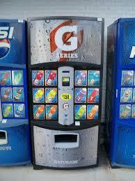 Gatorade Vending Machine Beauteous Gatorade Vending Machine A Gatorade Vending Machine In Pla Flickr