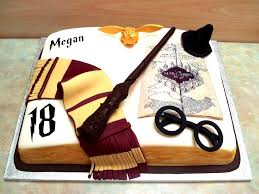 Harry Potter Birthday Cake Harry Potter Birthday Cake Cakecentral