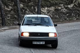Renault 18 Turbo: historia, datos y prueba - Cosas de Coches