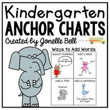 Ways To Add Words Anchor Chart