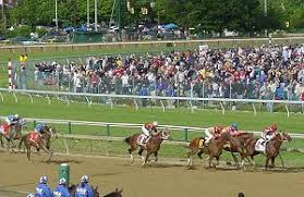 The Preakness Infield