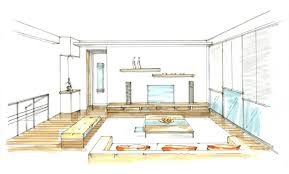Sketches Japan Living Room Bedroom Interior Design Sketch Bedroom With  Inspirations Interior Design Bedroom Sketches