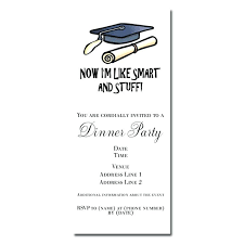 Graduation Party Invite Template Shukyakumaster
