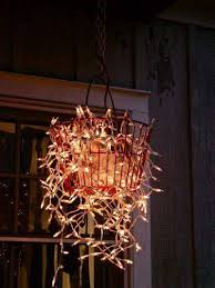 creative outdoor lighting ideas. Basket Of Lights Christmas Lighting Ideas Creative Outdoor Lighting Ideas I