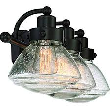 Rustic Bathroom Vanity Lights Extraordinary Millennium Lighting 48RBZ MillenniumThree Light Vanity 48Light