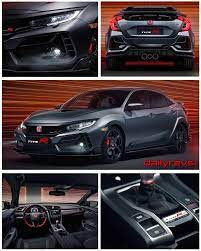 2021 Honda Civic Type R Sport Line Dailyrevs Com Honda Civic Type R Honda Civic Honda