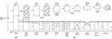 Kitchen Cabinet Door Size Chart Kitchen Cabinet Door Dimensions Commercial Door Stops