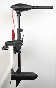 saturn 55 lbs short shaft electric trolling motor